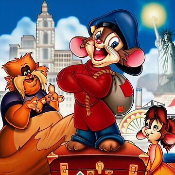 An American Tail by MrTartBottom