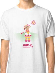 Day-Z In Da Night Garden (portrait) Classic T-Shirt