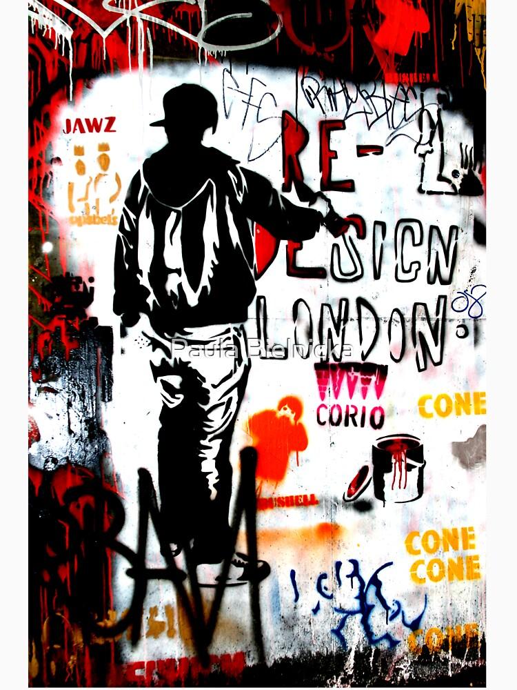 Redesign London - Banksy by pinkangel840