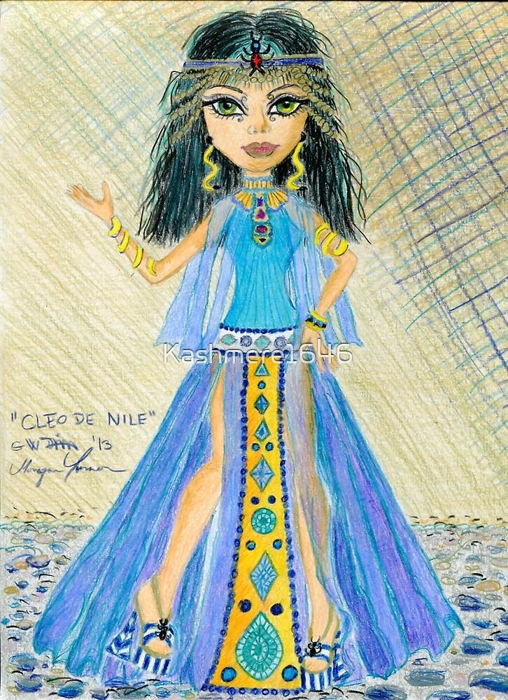 Cleo De Nile by Kashmere1646