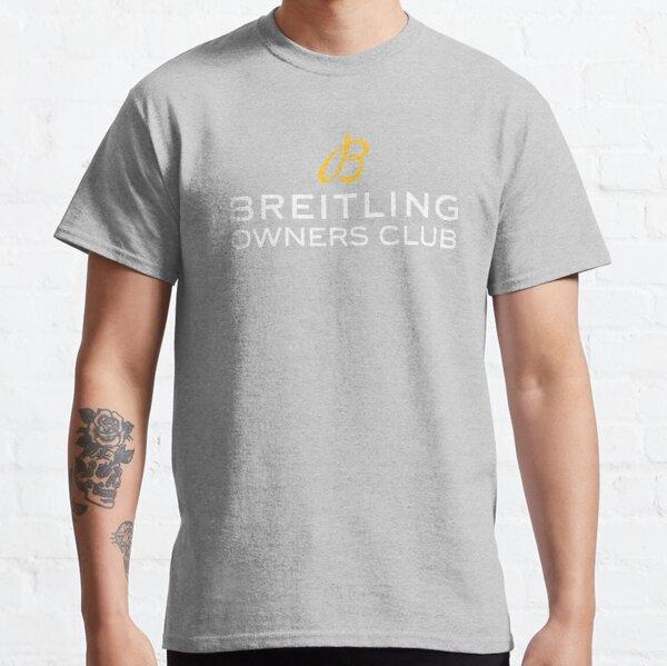 BOC Breitling Owners Club  Classic T-Shirt