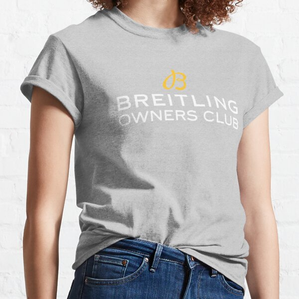 BOC Breitling Owners Club  Classic T-Shirt