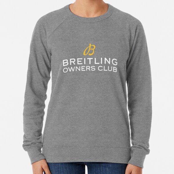 BOC Breitling Owners Club  Lightweight Sweatshirt