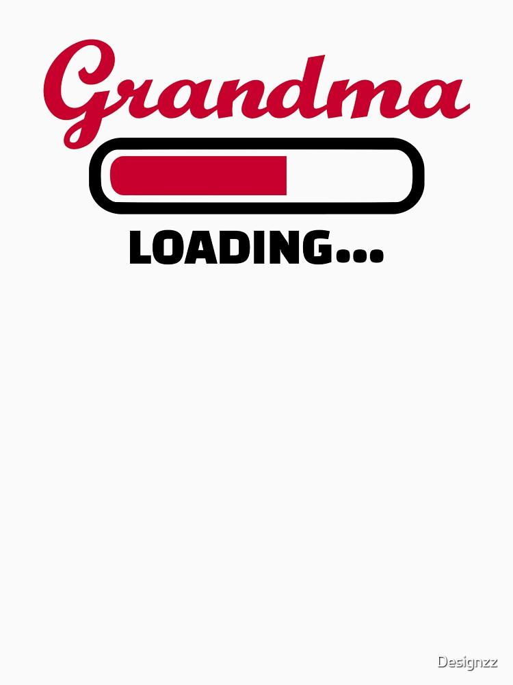 Grandma loading by Designzz