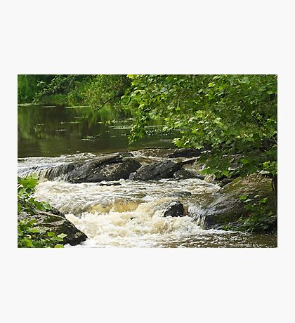 Unami Creek at Trinity Bridge #1 Photographic Print