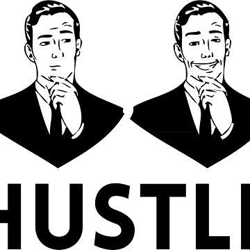 Hustle Man Smile by SamuelMolina