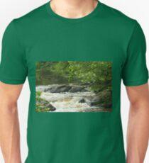 Unami Creek at Trinity Bridge #1 Unisex T-Shirt