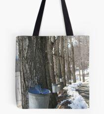 Sugaring Day Tote Bag
