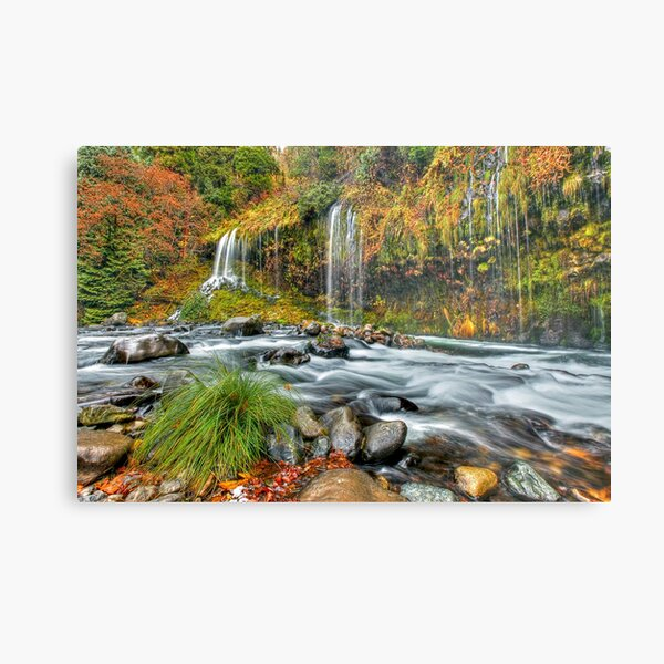 Life is like a river Metal Print