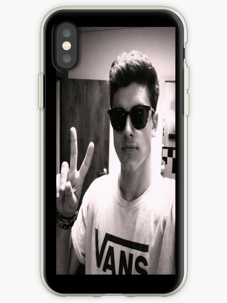 Jack Gilinsky phone case by HayleaC