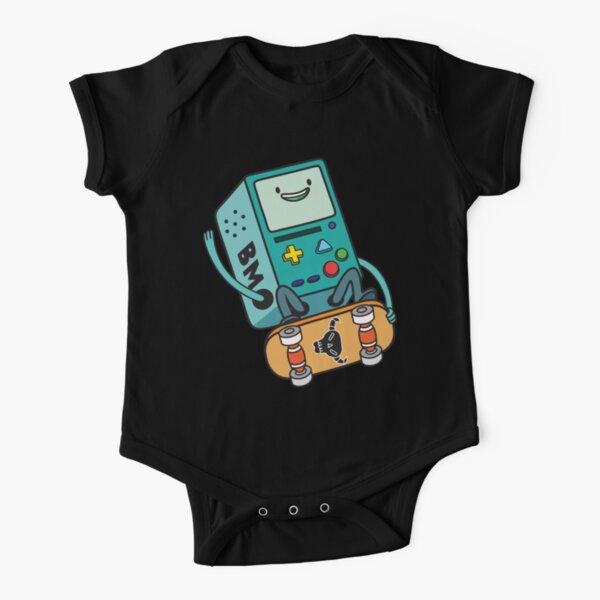 BMO Short Sleeve Baby One-Piece