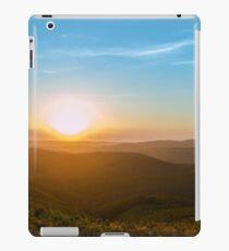 Tree Sunset iPad Case/Skin