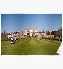 Cliveden House No2: Maidenhead, Buckinghamshire, UK. Poster