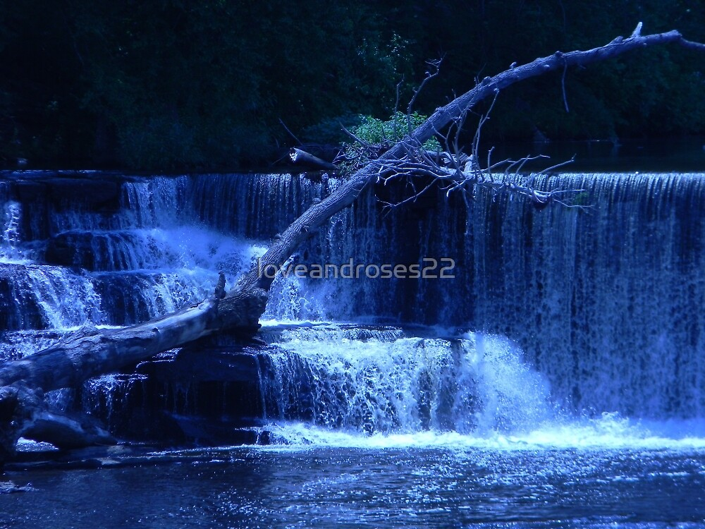 Stairs Of Water by loveandroses22