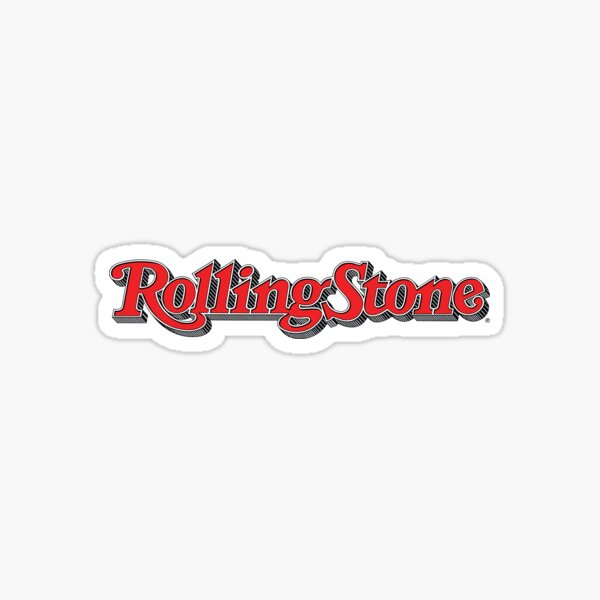 Rollingstone Sticker