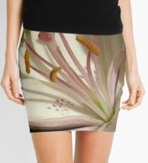 Marlene - Asiatic lily Mini Skirt