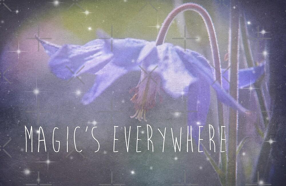 Magic's Everywhere by Denise Abé