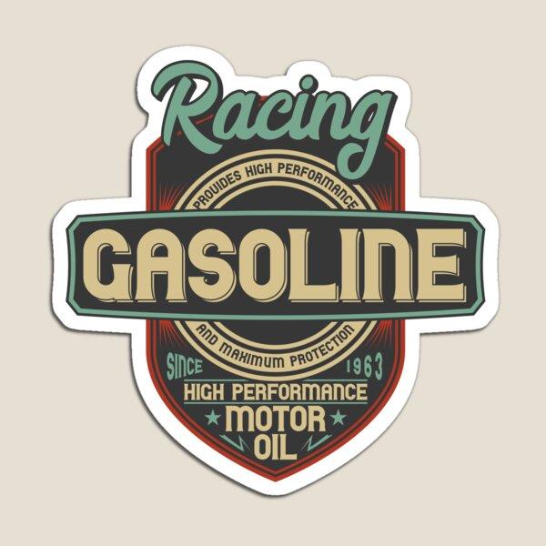Racing Gasoline motor oil high performance Magnet