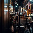 The Back Streets of Tokyo by MattVachonPhoto