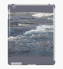 rush of nature iPad Case/Skin