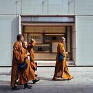Fashionable Monks by MattVachonPhoto