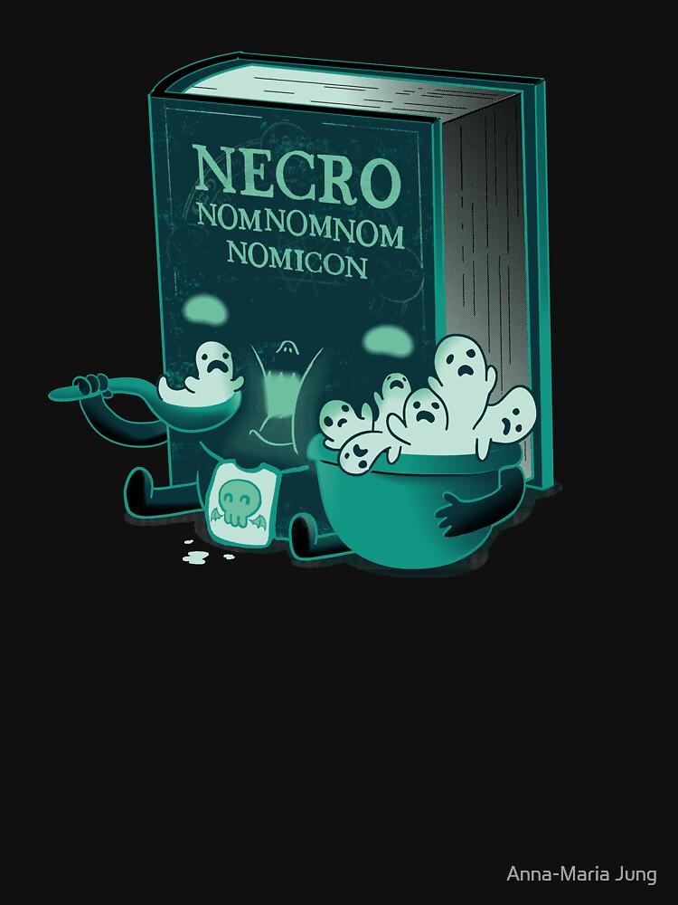 Necronomnomnomnomicon by Queenmob