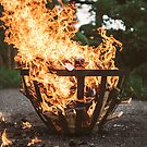 The Cleansing Fire by MattVachonPhoto