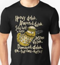 SPECIAL WEAPONS, SOLID SHELL OF HATE T-Shirt