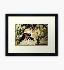 Aussie! Framed Print