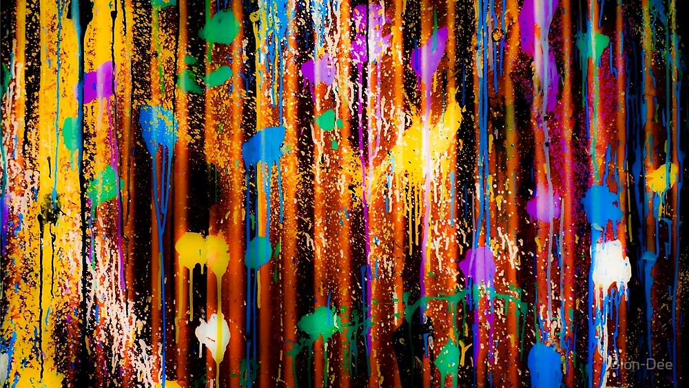 Urban Party Paint by Blon-Dee