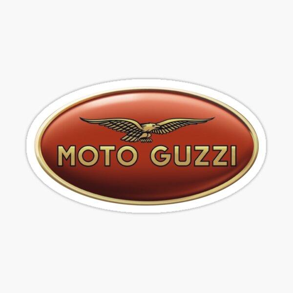 Moto Guzzi Pegatina