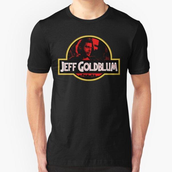 JURASSIC GOLDBLUM Slim Fit T-Shirt