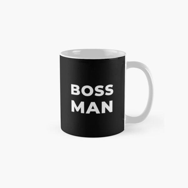 Boss Man Classic Mug