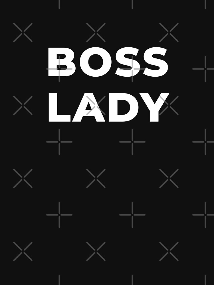 Boss Lady by inspire-gifts