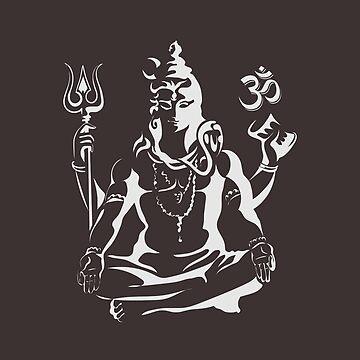 Copy of Shiva - Lord Shiva - Mahadeva - Mahashivratri by JuditR