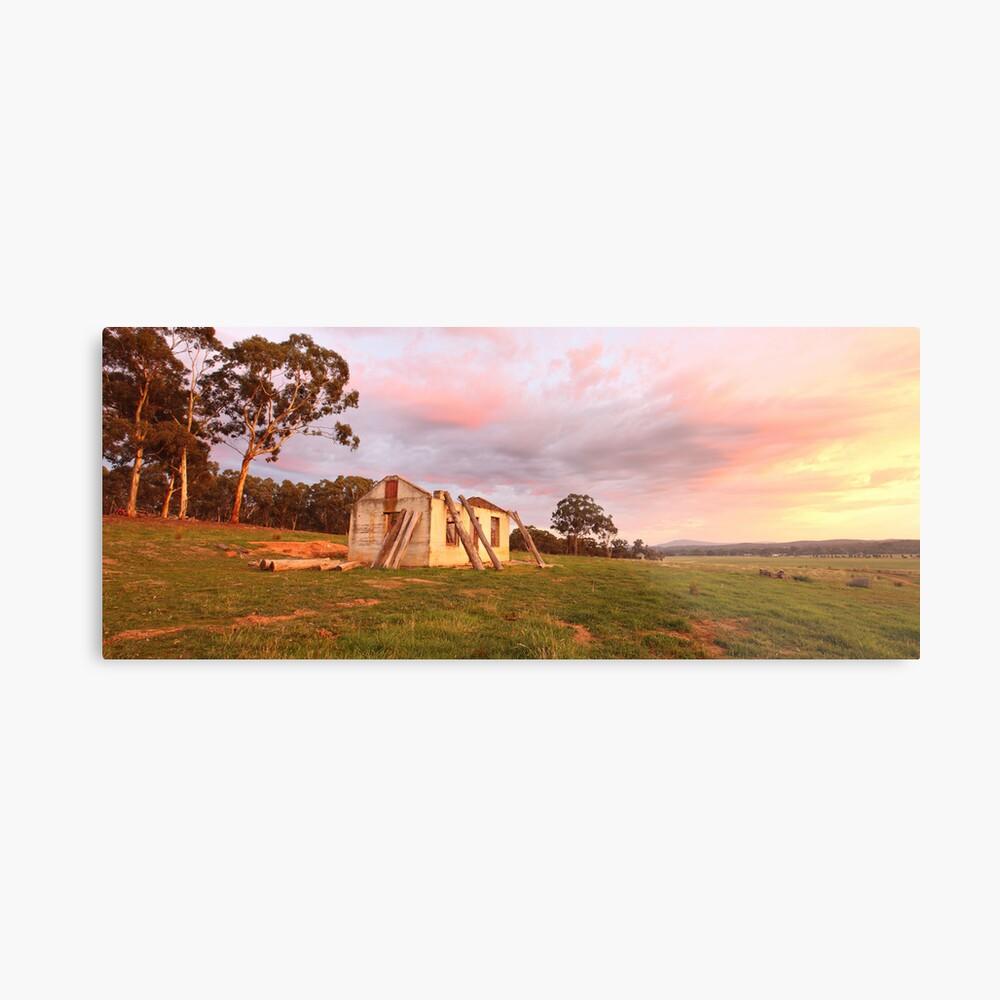 Of Days Past, Castlemaine, Australia Metal Print