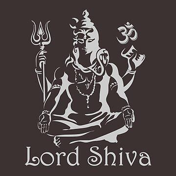 Copy of Copy of Shiva - Lord Shiva - Mahadeva - Mahashivratri by JuditR