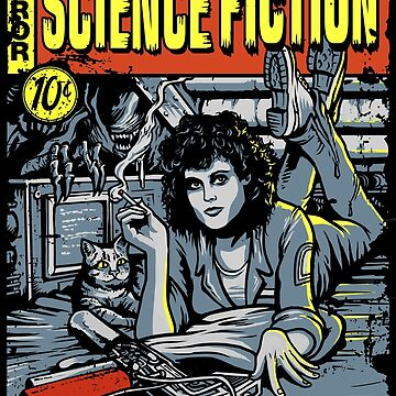 Science-Fiction von HeartattackJack