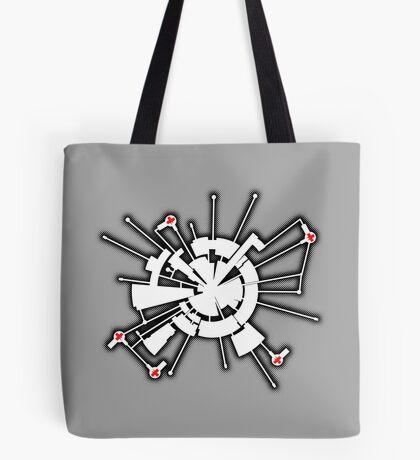 Alpha Moon Base Front Tote Bag
