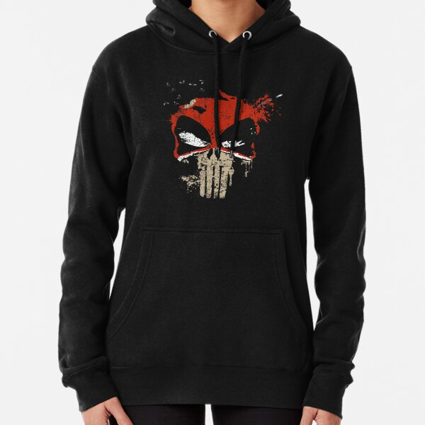 PUNISHMENT BY CHIMICHANGA Pullover Hoodie