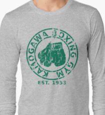 Kamogawa Gym Long Sleeve T-Shirt