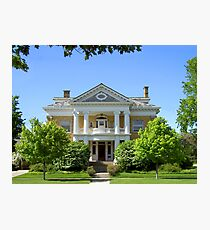 The Cartier House Photographic Print