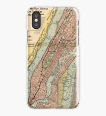 Iphone X Subway Map Nyc.Subway Iphone X Cases Covers Redbubble