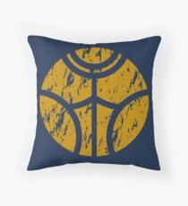 Deep Elves Throw Pillow