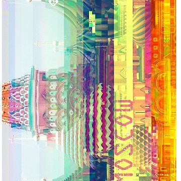 Glitch City - Moscow by BFGSM0121