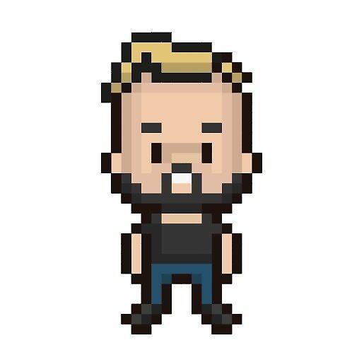 8 Bit Bro. by beardedbros