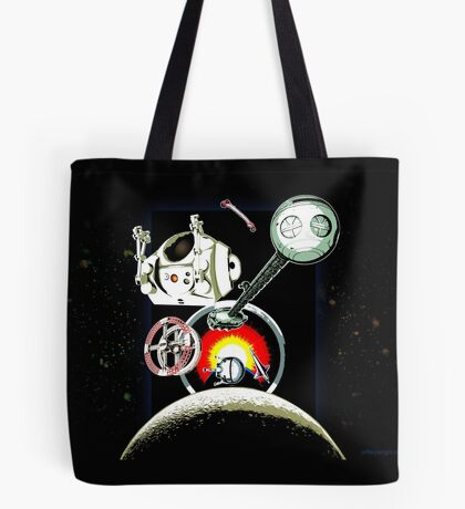 Odyssey Space 2001 Tote Bag