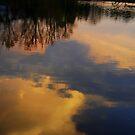 Reflective Sunset by Sunshinesmile83