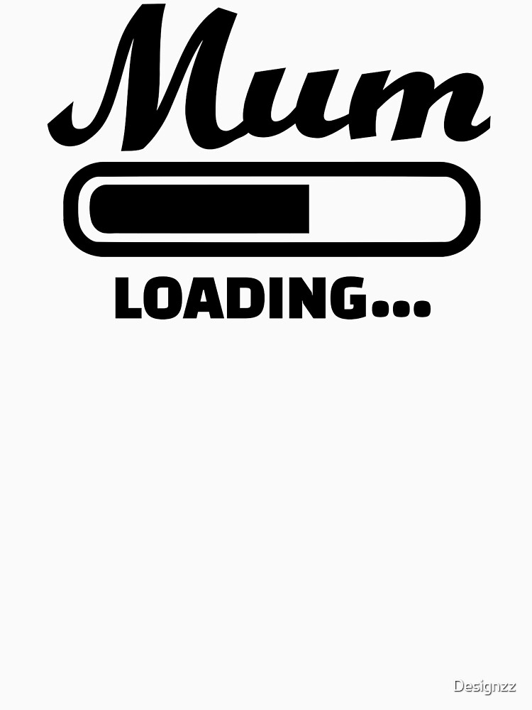 Mum loading by Designzz