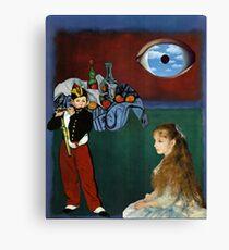 Rothko, Cezanne, Manet, Magritte, Renoir Canvas Print